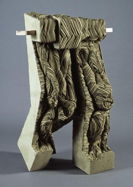 ceramics, 50x43x100 cm, 2004