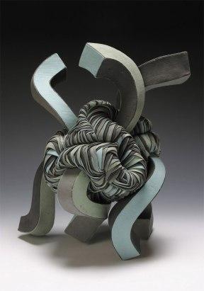 ceramics 36 x 28 x 41cm, 2005