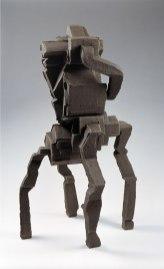 ceramics, 48 x 42 x 86 cm, 2008