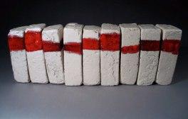 "7.5"" x 18"" x 3.5"", 2006"