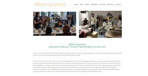 Assistant Professor - Alfred University