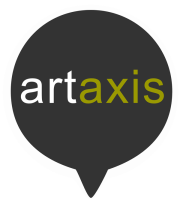 Artaxis map pin - round