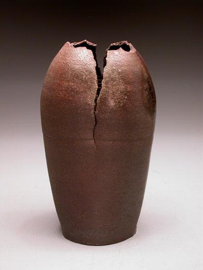 Vase with Crack