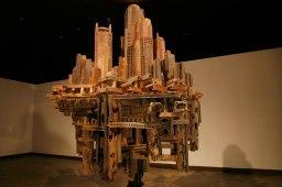 2008, Wood Fired Ceramic, 9ft x 5ft x 4ft