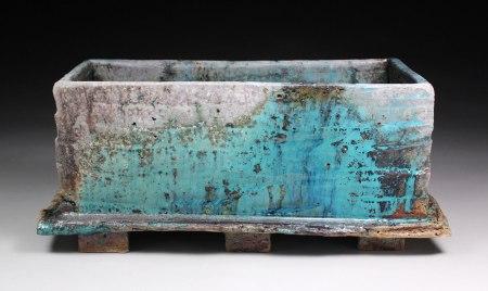 2015, Wood fired stoneware