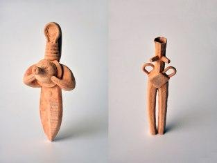 Angobes, nderglaze prints. Slip cast, handbuilt. Various sizes