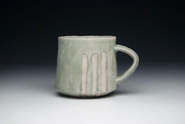 porcelain, cone 6, 2015