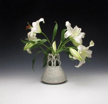 porcelain, cone 6, 2014