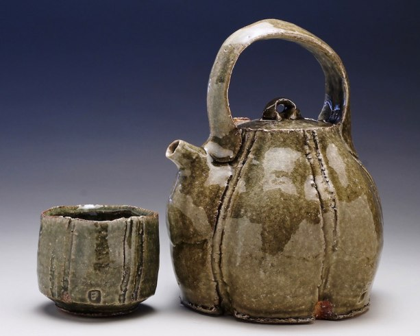 "Eric Ordway, ""Green Tea Set"""