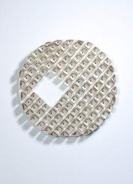 Dimensions: 54cm H X 54cm W, Material: Porcelain