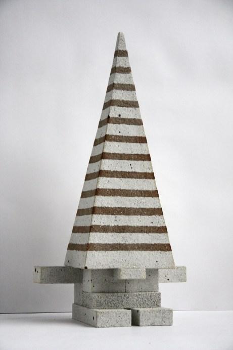 handbuilt, chamotte, h – 48 cm, 2013
