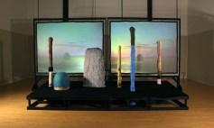 2016, 16ft. L x 10ft. W x 12ft. H, Ceramic, Fabric, Paper-Pulp-Maché, Wood, Rear-Projection