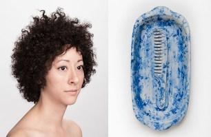 "Jennifer Datchuk, ""Natural Hair Don't Lie (brunette)"""