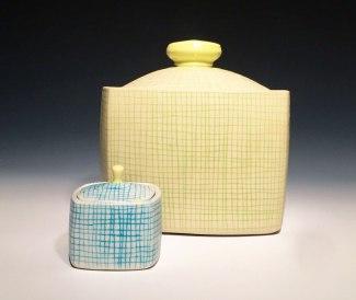 """Jana Evans, """"Jar Set"""""""
