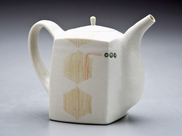 """Jana Evans, """"Teapot"""""""