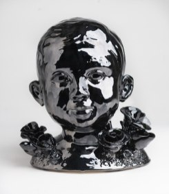 Ceramic, 10 x 10 x 8 inches, 2016
