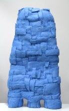 Ceramic, Acrylic, 43 x 24 x 8 inches, 2012