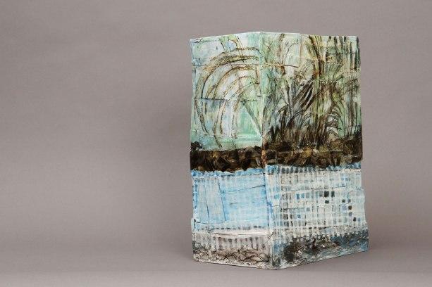 "Karima Duchamp, ""fences #1"""