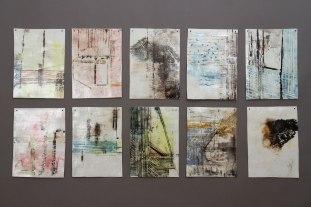 "Karima Duchamp, ""interiors - wall porcelain"""