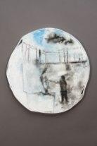 "Karima Duchamp, ""tondo – mural"""