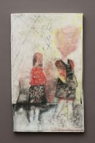 "Karima Duchamp, ""in the mood – mural"""