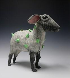 """Krista Grecco, """"Nostalgia: Sheep"""""""