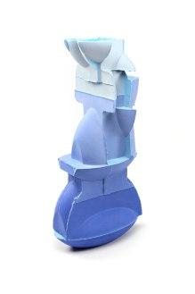 Slipcast, Porcelain, cone 6 Oxidation, 27in x 12in x 9in