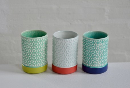 "Kelly Justice, ""Highball Cups"""