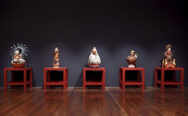 at Gyeonggi International Ceramic Biennial. Grand Prize. Gyeonggi, South Korea 2013 (photo.)
