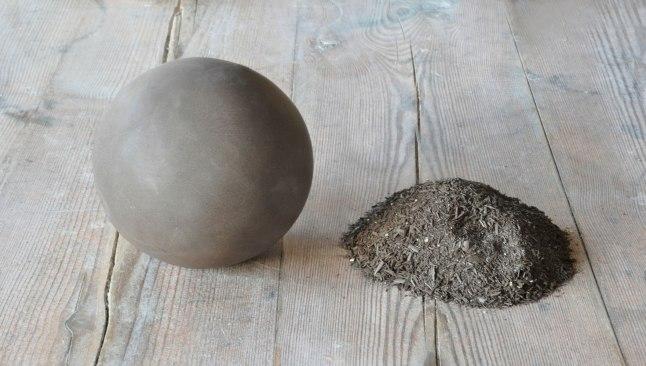 Tysk Black Clay 9000, 2014