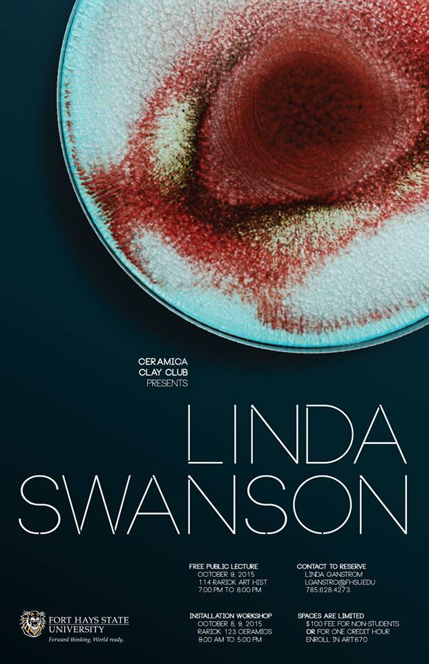 Linda Swanson workshop at Fort Hays State University