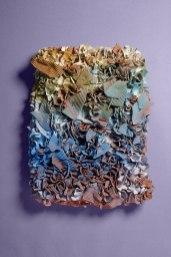 Terracotta Clay, White Earthenware & Porcelain, 24.5 in x 18 in x 5 ¾ in, 2016