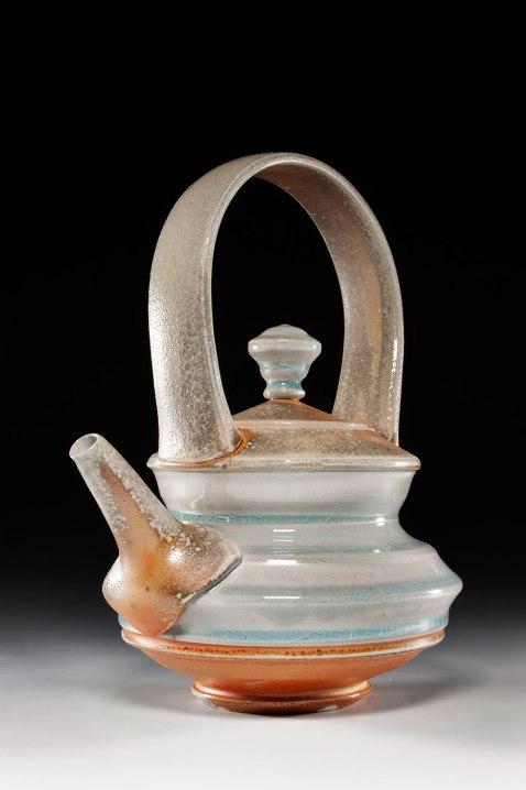"""Mike Jabbur, """"teapot"""""""