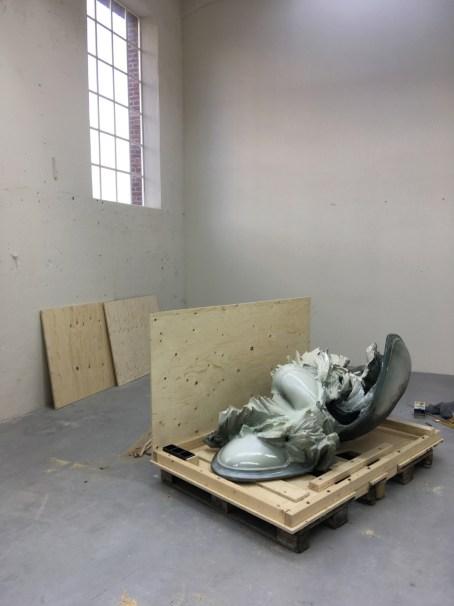 """Marieke Pauwels, """"Work in progress"""""""