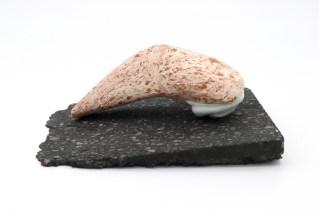 "Earthenware, porcelain, brick mortar, chrome magnesite wedge, 3.5"" x 3.5"" x 3"""