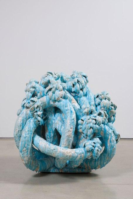 """ceramics, 43.5""""x47""""x44"""", 2015"""