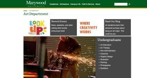 Marywood University Art Department