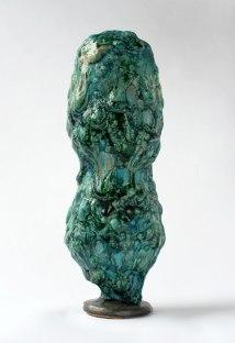 27 cm h. Stoneware and glazes. From Copenhagen Ceramics 2013. Hedge Gallery.
