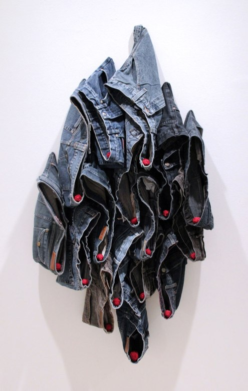 Jeans, yarn, sound