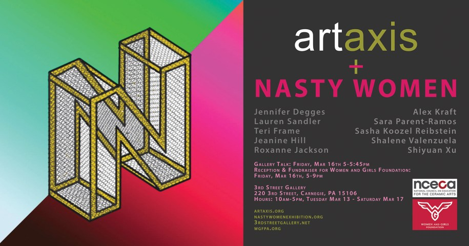 Nasty Women Exhibition image
