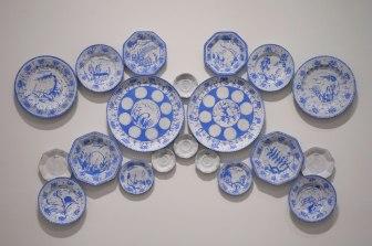"Rory MacDonald, ""Chalk works - Plate group"""