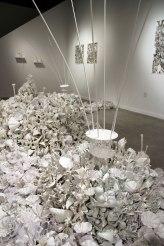 Organic Dissolution, 2012-2013, room installation