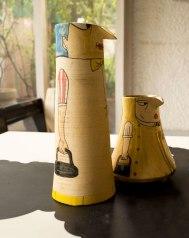 "Shirley Bhatnagar, ""Anthropomorphic Tableware"""
