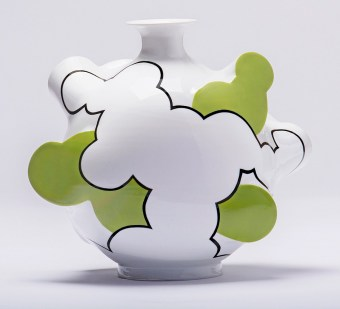 "Sam Chung, ""Cloud Flask"""