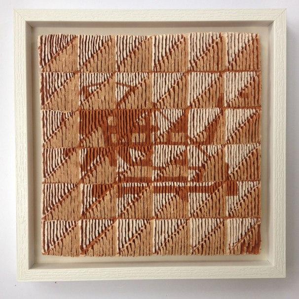 Terracotta, 30cm x 30 cm