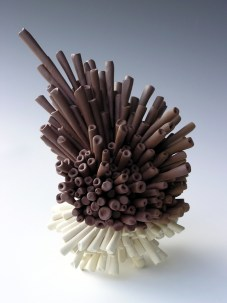 2010, stoneware and porcelain, cone 6 oxidation