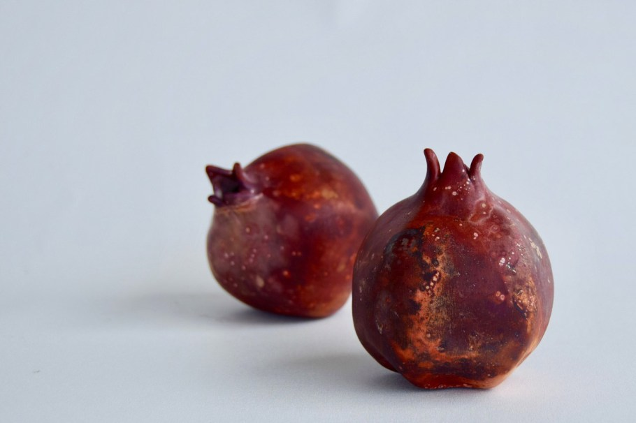 "Shweta Mansingka, ""Unique, Saggar Pomegranate"""
