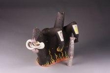 """Porcelain, 12"""" x 12"""", 2010"""