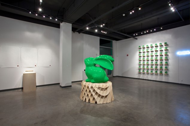 Honest to Goodness (installation view), 2014, mixed media, dimensions variable