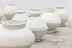 Various Porcelain Vessels, Dimensions Vary